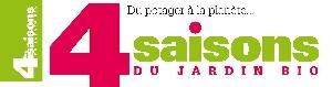 logo des 4 Saisons du jardin Bio